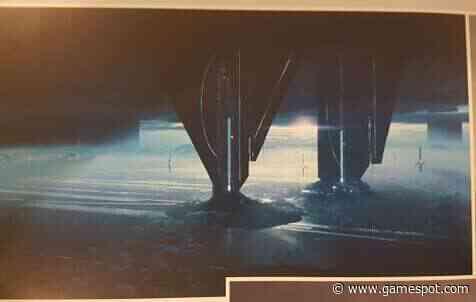 New Artwork Teases The Next Mass Effect