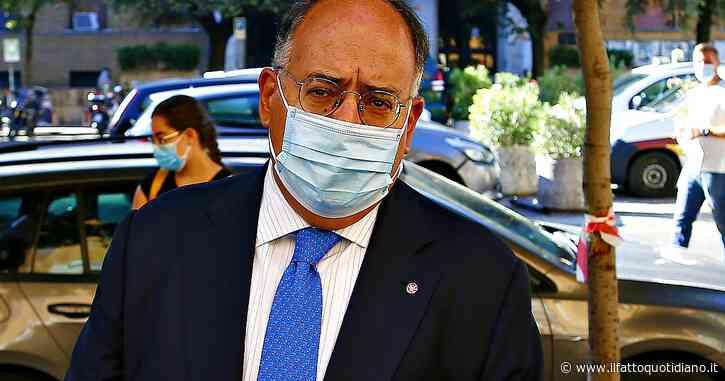 """Sanità Calabria, Gaudio rinuncia all'incarico da commissario: """"Mia moglie non vuole vivere a Catanzaro"""". Strada: """"A me nessuna proposta"""""""
