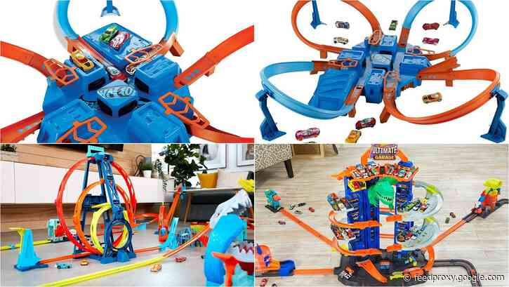 Best Hot Wheels Tracks Ranked