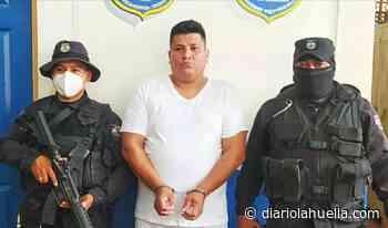 PNC captura a peligroso terrorista en Ciudad Arce - Diario La Huella