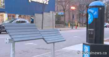 Newly installed 'lean on' supports raise eyebrows in Southwest borough