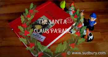 Build a mini-float for the Greater Sudbury Virtual Santa Claus Parade