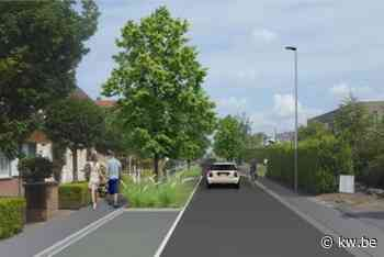 Werken voor verkeersveilige Godelievewijk in Roeselare in mei 2021 van start