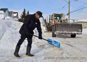 Sudbury briefs: A virtual Santa Claus parade; city crews gear up for winter