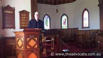 Beloved East Devonport church restored after arson fire - The Advocate