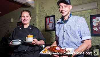 Chefs realise cafe dream at East Devonport - The Advocate