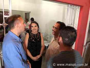 MaisPB • Aguinaldo visita município de Natuba - MaisPB