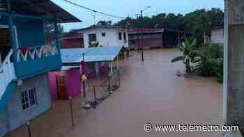 ENSA anuncia afectaciones en Sambú, Garachiné, Piña y Jaqué tras inundaciones - Telemetro