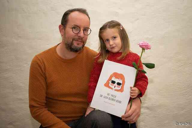 """Jonathan brengt kinderboek overleden vriendin uit: """"We willen taboe rond psychisch lijden doorbreken"""