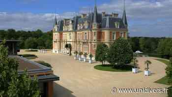 Visite guidée du domaine Rothschild des Fontaines Gouvieux - Unidivers
