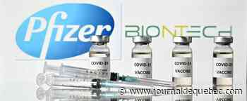 Pfizer « très proche » d'une demande d'autorisation pour son vaccin contre la COVID-19