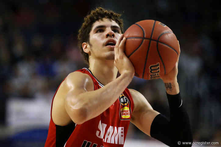 LaMelo Ball taking it all in stride as NBA Draft approaches Wednesday