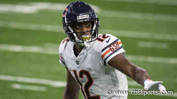 Allen Robinson's agent criticizes Bears for not throwing the ball to his client in the red zone