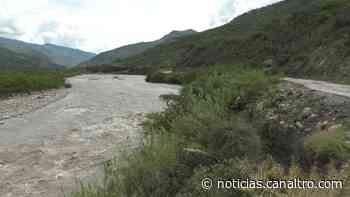 Lluvias causan afectaciones en Capitanejo - Canal TRO