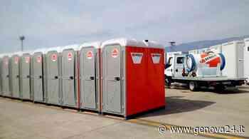 Recco, il comune installa quattro toilette pubbliche in città fino a fine emergenza sanitaria - Genova24.it