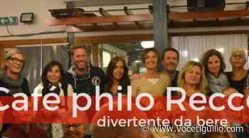 Domani il Café Philo di Recco in videoconferenza - La Voce del Tigullio
