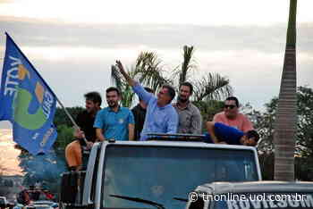 Gallo é reeleito em Faxinal - TNOnline - TNOnline