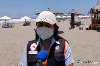 Arequipa: autoridades realizarán simulacro de sismo y tsunami en playas de Mollendo - Agencia Andina