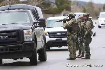 Heavy police presence in Upper Hammonds Plains, man arrested - SaltWire Network