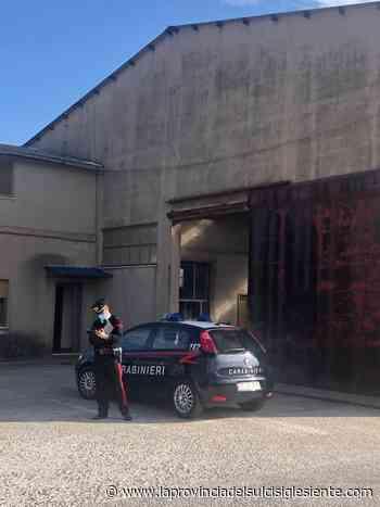 Un operaio 45enne di Iglesias è morto stamane cadendo dal tetto di un capannone della zona industriale sul quale stava lavorando - La Provincia del Sulcis Iglesiente