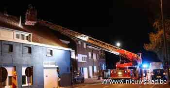 Tweede schouwbrand dit jaar (Aalst) - Het Nieuwsblad