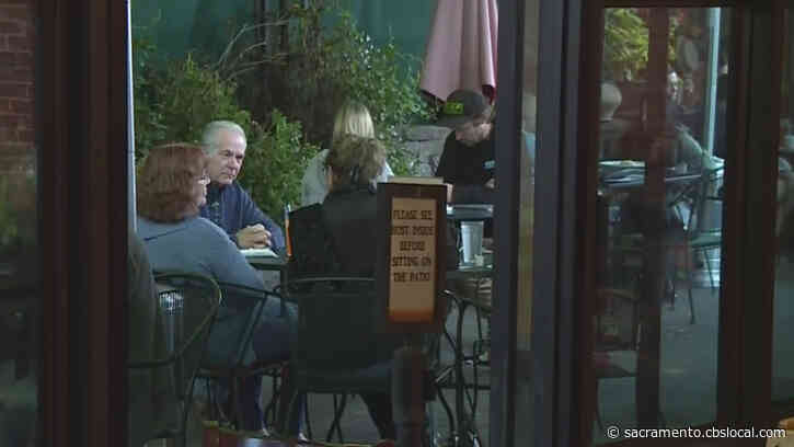 Grass Valley Businesses Fight To Survive Rain, Tier Changes In 24 Hours