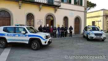 San Giustino – Ampliata la flotta di veicoli a disposizione della Polizia Locale - Umbria Notizie Web