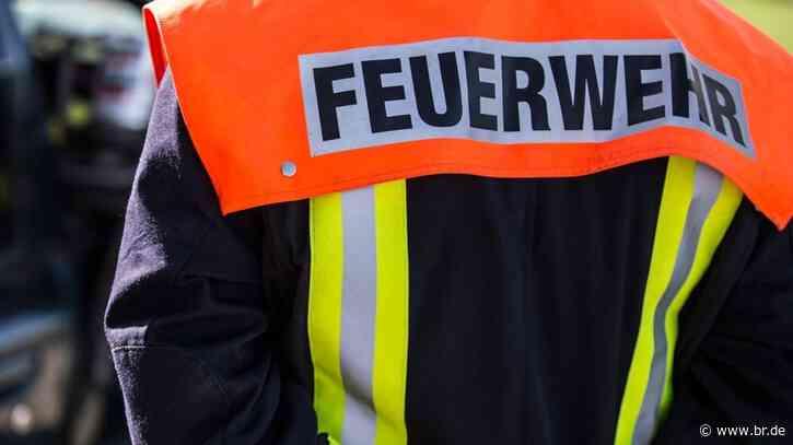 Brand in Burgkunstadt: Polizei schließt Brandstiftung nicht aus - BR24