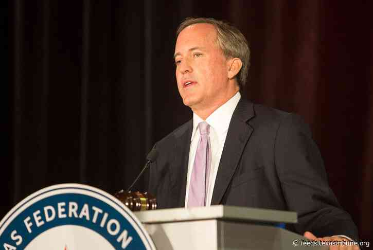 FBI is investigating Texas Attorney General Ken Paxton, AP report says