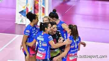 Firenze-Casalmaggiore e Novara-Conegliano gli anticipi - Tuttosport