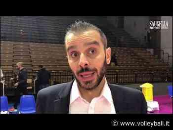 Monza: Marco Gaspari dopo la vittoria su Casalmaggiore - Volleyball.it - Volleyball.it