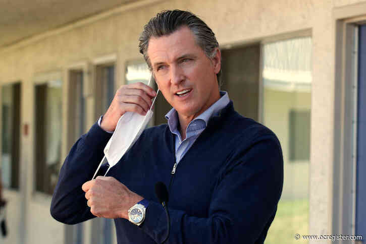 Gavin Newsom's hypocritical dinner party