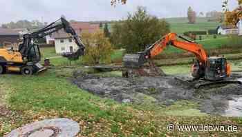 Zandt - Löschwasserversorgung gesichert - idowa