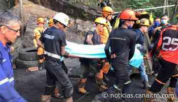 Tres personas murieron en una mina de Tibú - Canal TRO