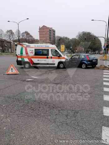 TORINO-VENARIA - Incidente per i volontari della «Croce Reale»: ambulanza ko in corso Regina - QV QuotidianoVenariese