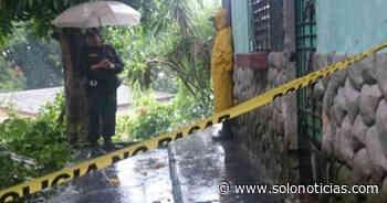 Dos personas han sido asesinadas en Olocuilta, La Paz - Solo Noticias