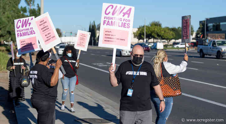 Telecom employees in Tustin required to return to office hit with COVID
