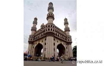 Charminar, Simbol Islam di Hyderabad - Republika Online