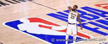 La NBA annonce la structure de la saison 2020-2021