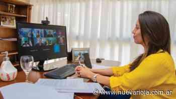 López solicitó a Rossi avanzar con el puerto seco de Chamical - Nueva Rioja