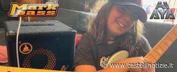 """Frascati - Il basso della giovanissima Maya Foti suonerà per difende il titolo di campionessa al """"Mark Duel"""" - Castelli Notizie"""