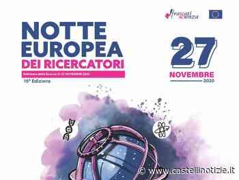 Frascati - Al via la Settimana della Scienza per le scuole (e non solo), tanti eventi online gratuiti - Castelli Notizie