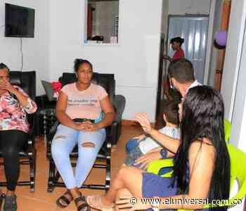 Gobierno nacional ayudó a familia necesitada de Fredonia - El Universal - Colombia