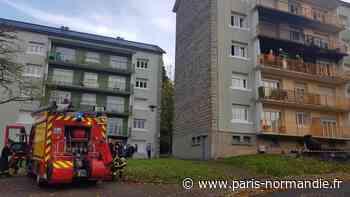 Un incendie a ravagé un appartement à Grand-Couronne, près de Rouen - Paris-Normandie