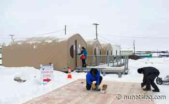Kuujjuaq prepares for more COVID-19 testing - Nunatsiaq News
