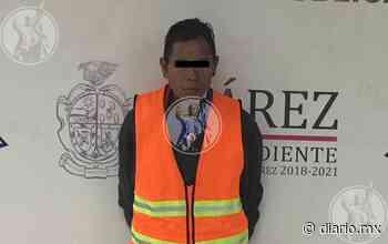 Lo arrestan por robar tequila de un establecimiento - El Diario