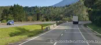 BR-116 tem interdição em Antonina e Campina Grande do Sul - Mobilidade Curitiba