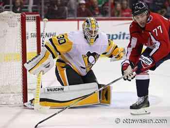 GARRIOCH: Ottawa Senators' goalie coach Pierre Groulx looking forward to working with Matt Murray - Ottawa Sun