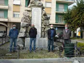 Gli Alpini di Dogliani al lavoro per la pulizia del Monumento ai Caduti - https://ilcorriere.net/