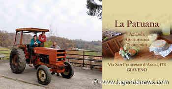 """Per Natale i prodotti genuini e i cesti regalo della Cascina """"La Patuana"""" di Giaveno - http://www.lagendanews.com"""